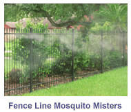 Automated Insect Misting Systems